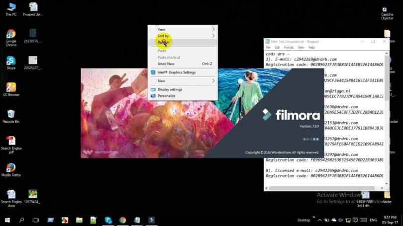 Wondershare Filmora 7.8.9 Crack Serial Key - xamtogether