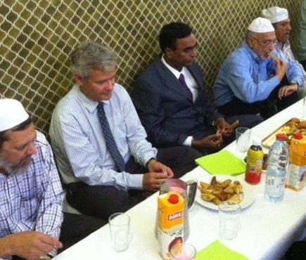 Musulmans de la réunion