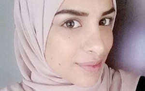 Femme musulmane suède