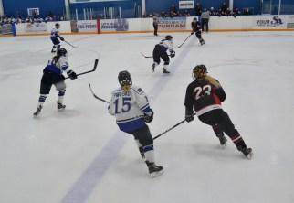 (28/09/2014) - Women's Ridgebacks vs Carleton Ravens at home.