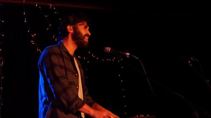 Ben Abraham @ The Gasometer Hotel 2014