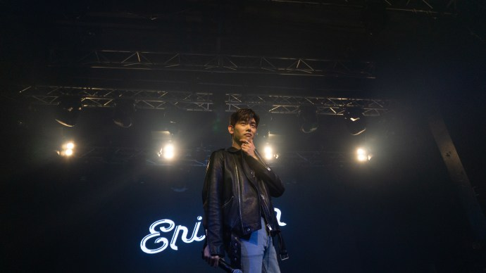 Eric Nam @ 170 Russell 2019 (Shot for Lilithia Reviews)