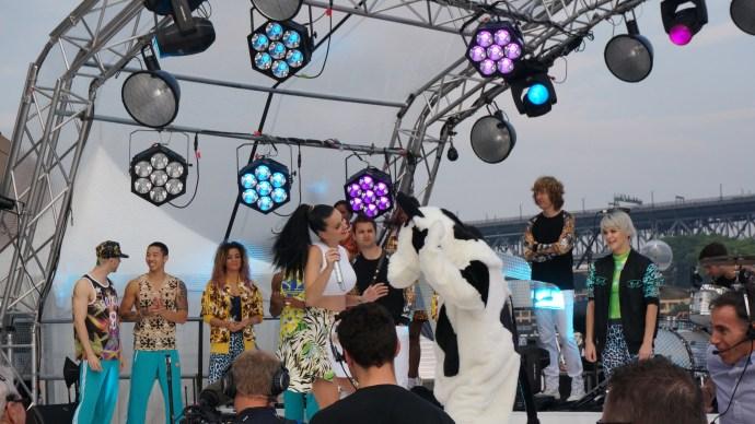 Katy Perry @ Sydney Opera House 2013