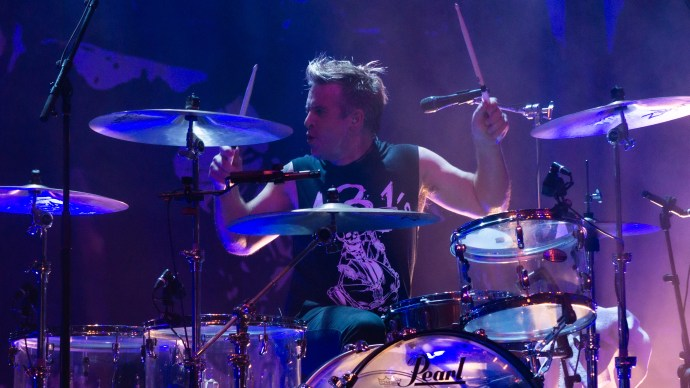 The Living End @ The Forum Theatre 2016