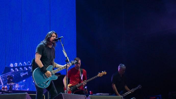 Foo Fighters @ Marvel Stadium 2015