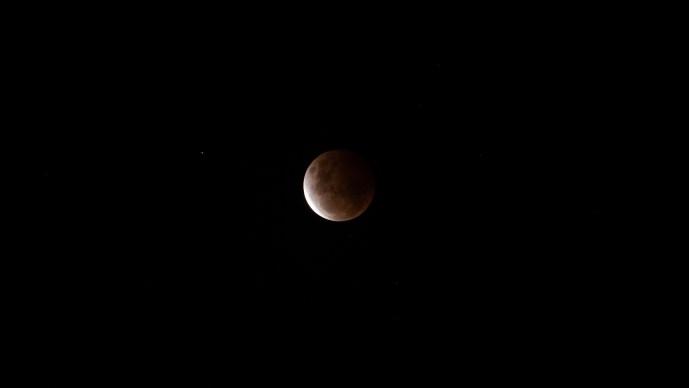 Lunar Eclipse April 2021