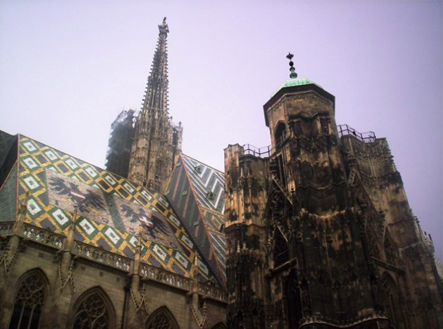 Stephansdom Cathedral - December 2004