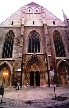 Minoriten Kirche - December 2004