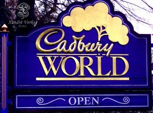 Birmingham - Cadbury Factory