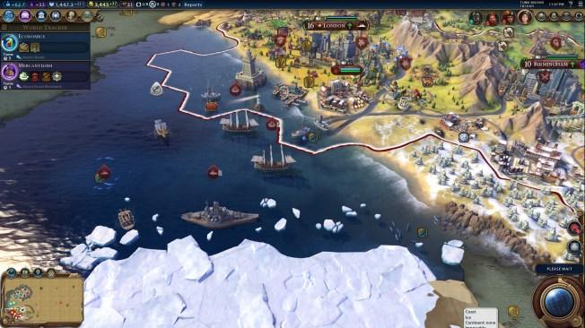Civilization VI | British Navy
