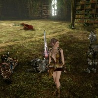 The Library in ArcheAge
