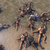 Nude pvp in Cyrodiil with Swedish Legion