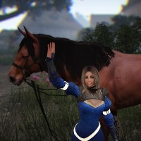 The Matter of Horse Taming in Black Desert