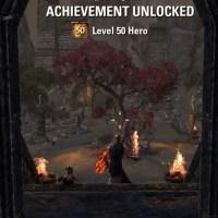 Level 50 Hero
