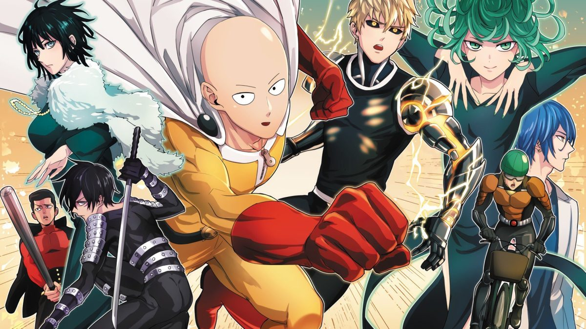 Wiki One Punch Man Tiếng Việt