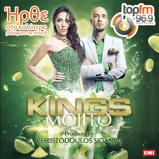KINGS - MOJITO [OFFICIAL COVER]