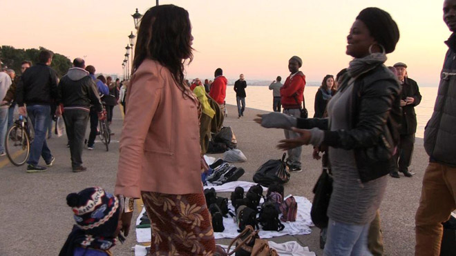 Refugees-film