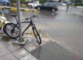 Με βροχή μιας ώρας γέμισαν τα φρεάτια της ΔΕΥΑΞ στο κέντρο της Ξάνθης!!!