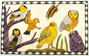 Ticuna Amazonian Indigenous Art