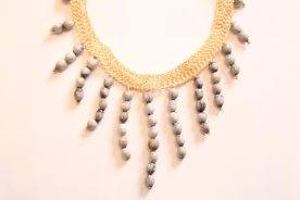 Ticuna Indigenous Seeded Necklace