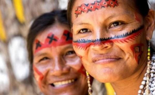Oração pela Libertação dos Povos Indígenas