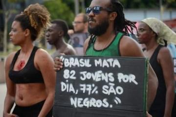 genocida da população negra