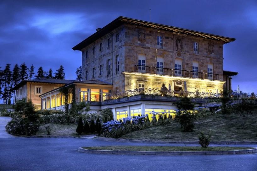 Hotel Palacio Urgoiti. Xarma, alojamientos con encanto en el País Vasco