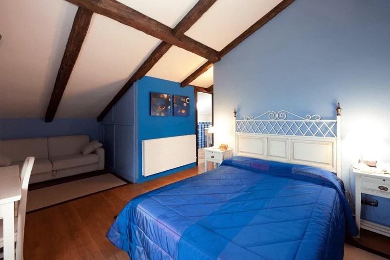 Xarma, alojamientos con encanto - Hotel Spa Gametxo, superior hidromasaje vistas al mar