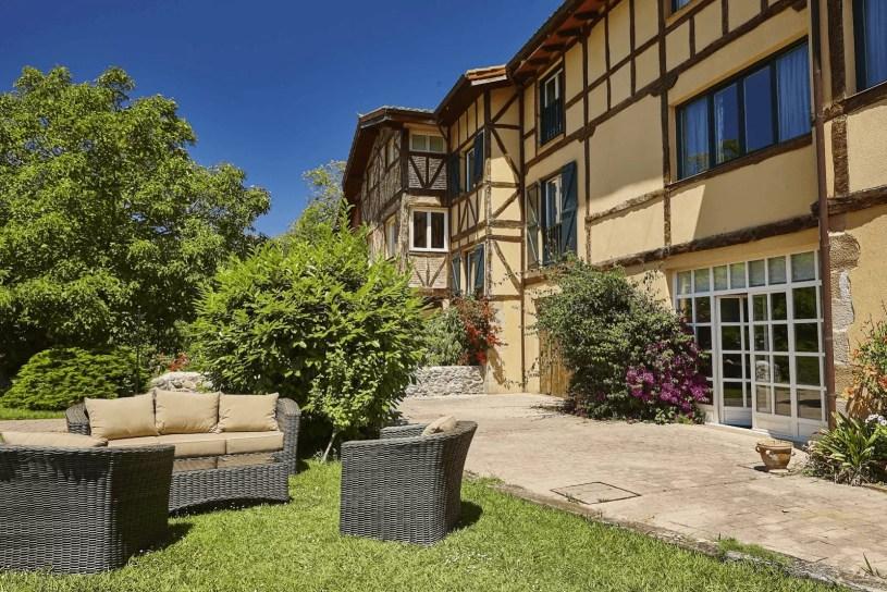 Xarma, alojamientos con encanto - Hotel Zubieta