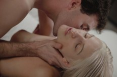 X-Art Barbie in Rolling in the Sheets With James Deen 11