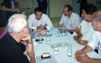 2013/07/04: Απο τη συναντηση της Πρωτοβουλιας Πολιτων για το Θαλασσιο Μετωπο με τον Αλ. Τσιπρα στην Πατρα