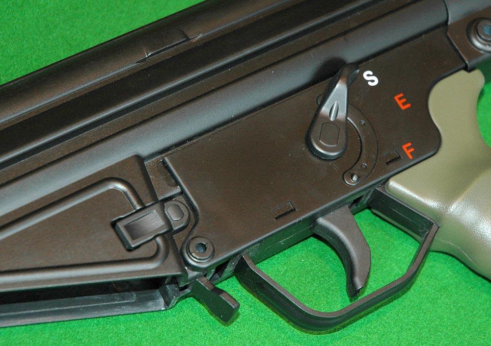 G3 A3 trigger