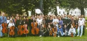 Jugendsinfonieorchester des Deutschorden-Gymnasiums Bad Mergentheim