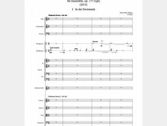 Partiturseite: xpt 177 - Wendland-Sinfonietta