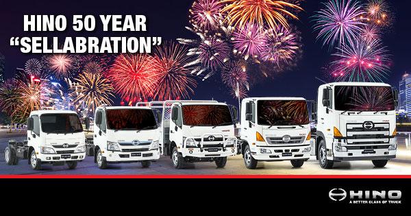 Hino-Trucks-Retail-50-Year-Campaign-Xavier-Advertising