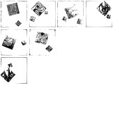 Montage carrés