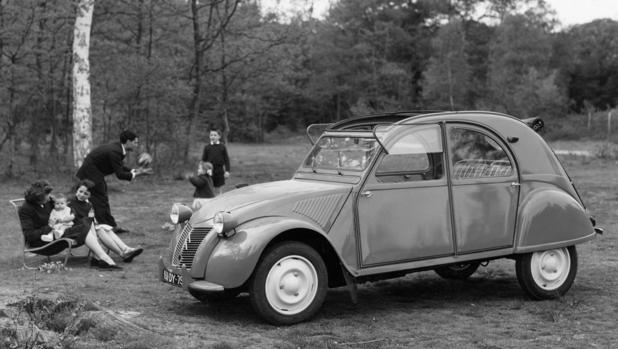 Citroën 2CV, el valor de la sencillez