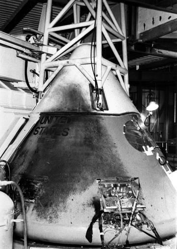 50 años de la primera tragedia de la NASA | Ciencia | EL PAÍS