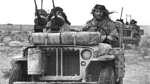 Servicios especiales: SAS: el origen de las unidades de élite nacidas para aniquilar nazis tras las líneas enemigas