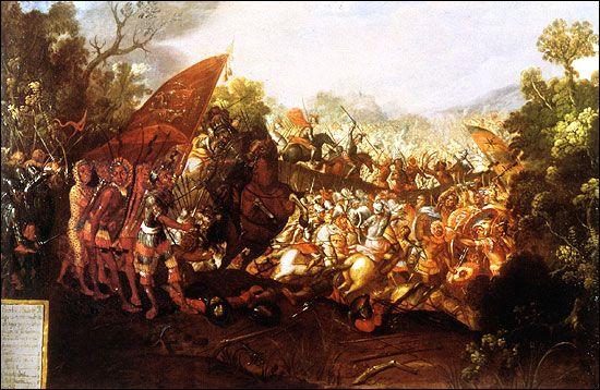 Historia: Otumba, la batalla que aún sigue estudiándose en las academias militares.