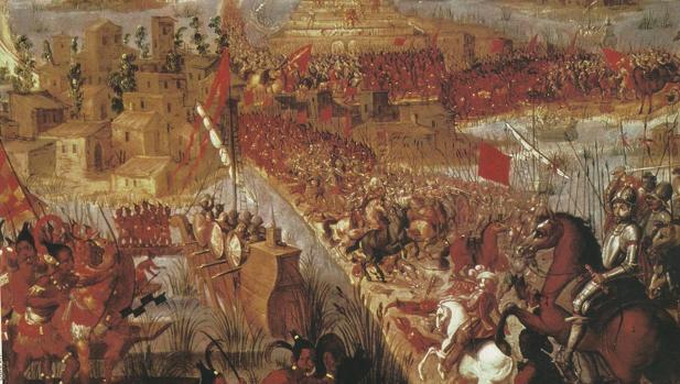 El tesoro maldito de Moctezuma: las toneladas de oro que perdió Hernán Cortés en su noche más triste