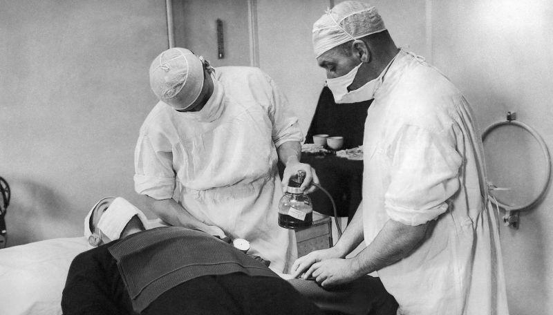 """""""Prohibido tocar a estos pacientes"""": la enfermedad inventada que engañó a los nazis y salvó decenas de vidas"""