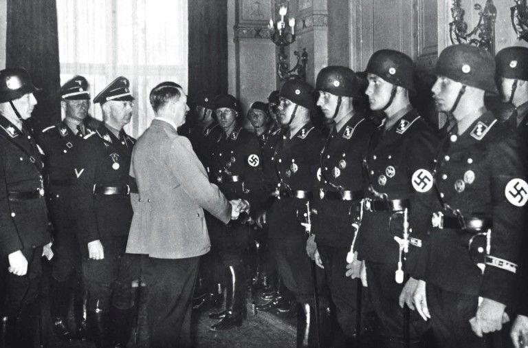 Los españoles que lucharon por Hitler en las SS - XL Semanal