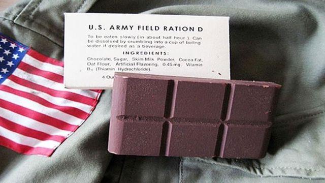 La chocolatina, también conocida como Logan Bar