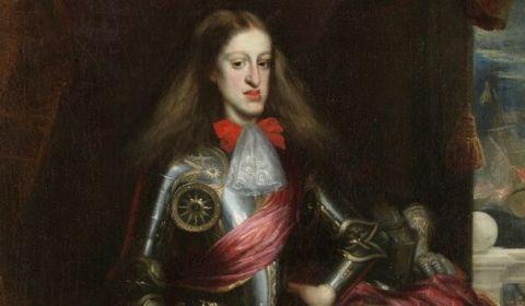 La verdadera causa del 'hechizo' de Carlos II, el rey que padecía de todo