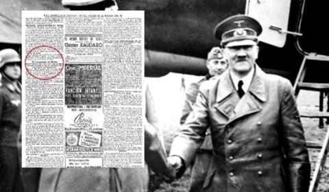 El testamento secreto de Hitler: la prueba de que murió en el búnker se encontró en 1945