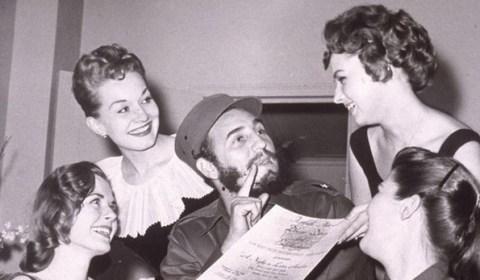 La verdad tras el exagerado mito sexual sobre Fidel Castro