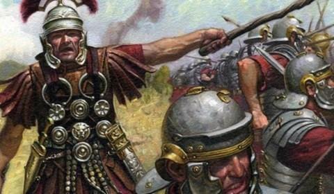Los legionarios romanos que defendieron China: el cruel destino del ejército perdido de Craso