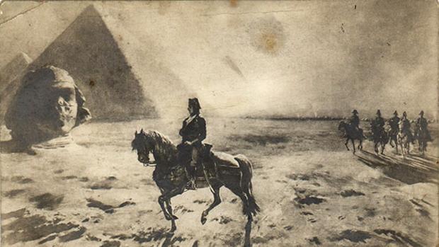 Bonaparte, en Egipto, su gran victoria y su gran derrota - Instituto Napoleónico México-Francia