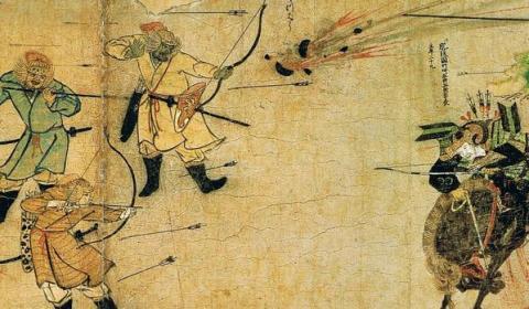 Así luchaban los temidos jinetes mongoles, el imperio que doblegó a China y al mundo árabe